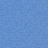 Seamless Texture Of Blue Denim Diagonal Hem. Stock Photo