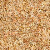 Seamless Texture Of Rusty Metal Surface. Stock Images