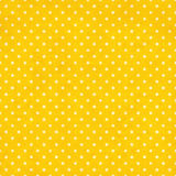 Seamless texture of old paper with retro dots pattern Royalty Free Stock Image