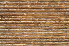 Seamless texture. Old wooden wall Royalty Free Stock Photos