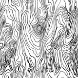 Seamless texture painted wood. Black Stock Images