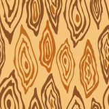 Seamless texture painted wood. Black Royalty Free Stock Photo