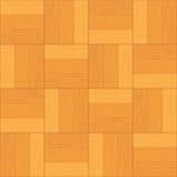 Seamless texture of parquet Royalty Free Stock Photo