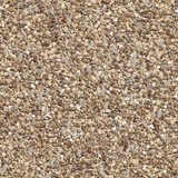 Seamless texture of pebble Stock Image