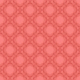 Seamless Texture on Pink. Pattern Fill. Seamless Texture on Pink. Element for Design. Ornamental Backdrop. Pattern Fill. Ornate Floral Decor for Wallpaper Royalty Free Stock Photo
