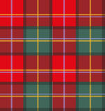 Seamless texture plaid Stock Images