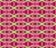 Seamless texture with plant motif Stock Photos