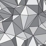 Seamless texture - polyhedra Royalty Free Stock Photo