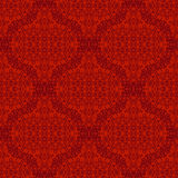 Seamless Texture on Red. Element for Design Royalty Free Stock Photos