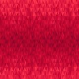 Seamless texture with red rhombs Royalty Free Stock Images