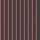 Seamless texture with a repeating motif. Vector. Seamless texture with a repeating motif. On a gray background, maroon vertical stripes stock illustration