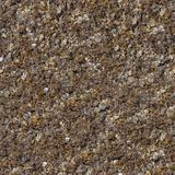 Seamless Texture of Rocky Soil. royalty free stock image