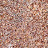 Seamless texture - rusty iron sheet Royalty Free Stock Image