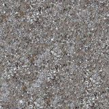 Seamless Texture of Sandy Coastal Land. Royalty Free Stock Images