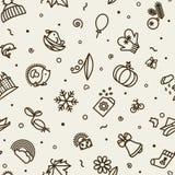Seamless texture - season Stock Photo