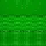 Seamless texture set green Stock Photos