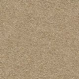 Seamless Texture of Small Stones Covered Wall. Royalty Free Stock Image