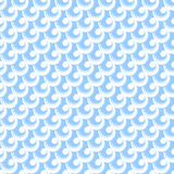 Seamless texture with spiral elements Stock Photo