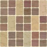 Seamless texture of stonewall tile. Seamless texture of different colors stonewall tile Stock Images