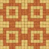 Seamless texture stonewall tile Royalty Free Stock Image