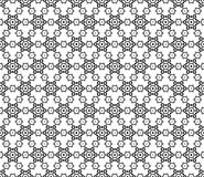 Seamless texture, subtle geometric pattern Royalty Free Stock Images