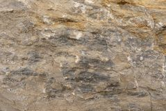 Real natural marble beige stone surface background Stock Photography