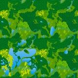 Seamless texture terrain map Stock Photos