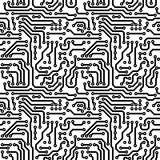 Seamless texture - theme electrical