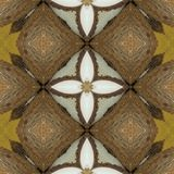 Seamless texture to the dining room tablecloth. Texture coconut. Tropical motif print. Royalty Free Stock Images