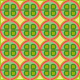 Seamless texture with tracery figured pattern. Vector. Illustration Royalty Free Stock Photography