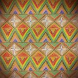 Seamless texture with triangles. Royalty Free Stock Photo