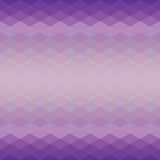 Seamless texture of triangles. purple. Royalty Free Stock Images