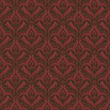Seamless Texture Vintage wallpaper Royalty Free Stock Photography