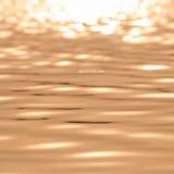Seamless texture warm color shining sunset Stock Photos