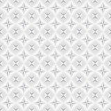 seamless texture white geometric patterned backgrou Stock Photo