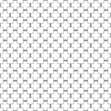 seamless texture white geometric patterned backgrou Stock Photography