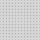 seamless texture white geometric patterned backgrou Stock Images