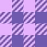 Seamless texture with wide tartan Royalty Free Stock Photos