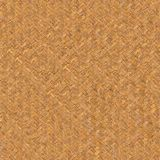 Seamless Texture of Wooden Rattan. Royalty Free Stock Photos