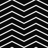 Seamless texture with zigzag pattern Stock Photos