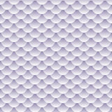 Seamless Textured Fish Scale Pattern