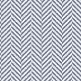 Seamless textured herringbone fabric pattern Royalty Free Stock Photography