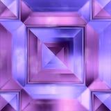 Seamless texturera av inramar Royaltyfria Bilder