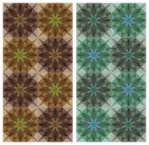 Seamless texturera av parkett Arkivbilder