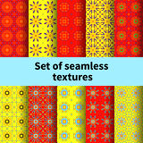 Seamless textures Stock Photo