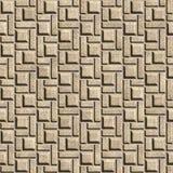 seamless texturvägg Royaltyfria Bilder