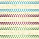 seamless texturvektor Royaltyfria Foton