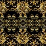 seamless texturvektor Royaltyfria Bilder