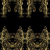 seamless texturvektor Royaltyfri Bild