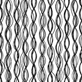 Seamless thread pattern. Royalty Free Stock Photography